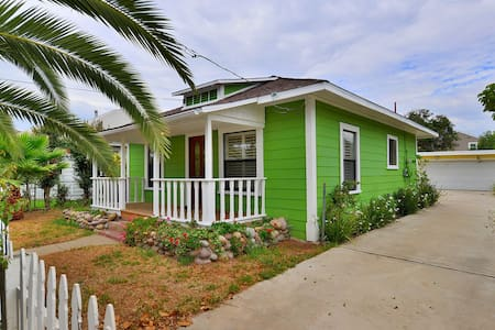 Adorable Cottage, Close to Everything - Chula Vista - Ház