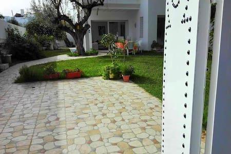 Villa l'olivier - Hammamet