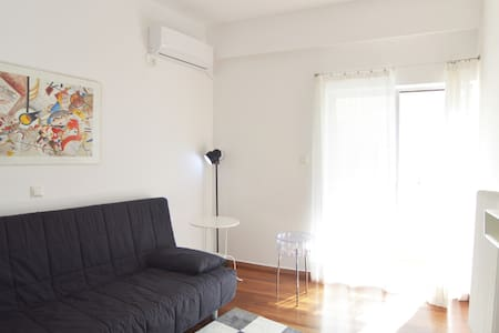 Luxurious,sunny, bright downtown apartment - Αθήνα