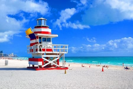 Right On The Beach! Ocean Front Resort 1BR/2BR - Miami Beach