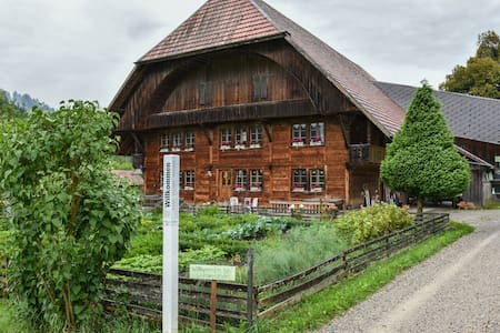 wielandleben BnB Bauernhaus - Bed & Breakfast