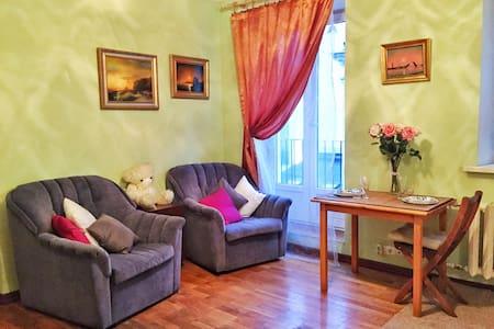 Сozy apartment in a center - Sankt-Peterburg - Lägenhet