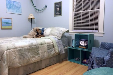 Charming Room in Center of Old Town - Marblehead - Bed & Breakfast