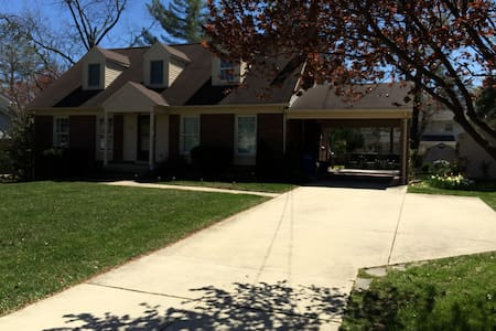 Spacious House near FDA, UM, USARC, I495 & I95, SS - Dům