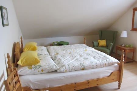 Ferienwohnung Löwenzahn & Rosarot - Apartemen