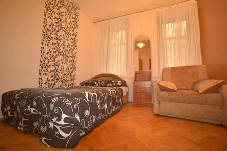 Студия у Московского вокзала - Санкт-Петербург - Apartment