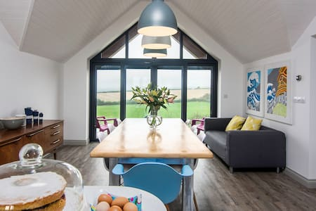 The Lookout, Stunning, Luxury House Nr Bude - Casa