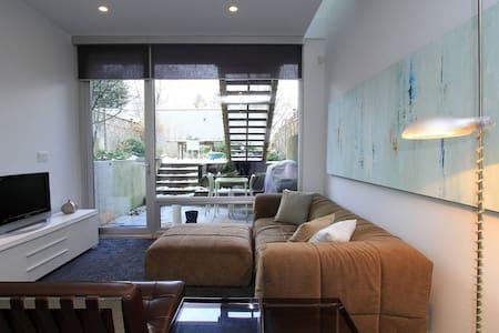 Tranquil 1BR Garden Suite - Vancouver - Condominium