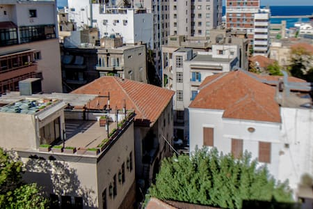 The Grand Meshmosh, DeluxeDouble BR - Beyrouth - Bed & Breakfast