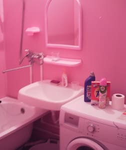 1-комнатная квартира в спальном районе - Novorosijsko - Byt