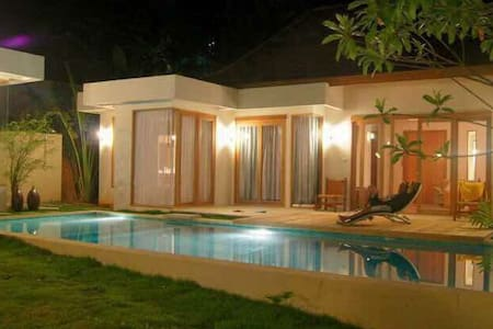 Private Natural Pool Villa - Chalong - Villa