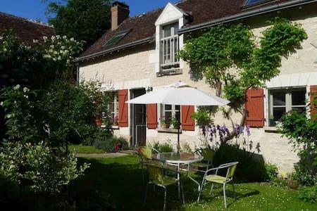 Glorious cottage in idyllic garden - Loché-sur-Indrois - Cabane