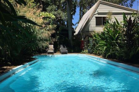 Lovely Tropical Getaway - Holloways Beach - Haus