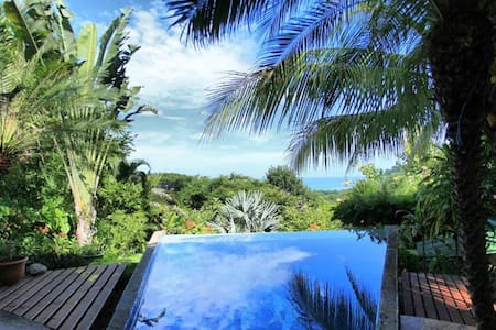 Casa Celina ocean view - Santa Teresa Beach - House