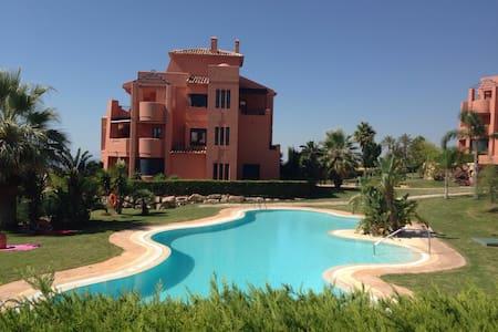 Villa apartment with a garden - Finestrat