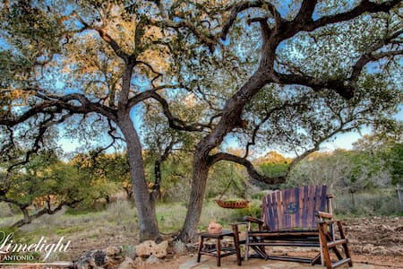 Private Luxury Casita - A in the TX Hill Country - Bed & Breakfast