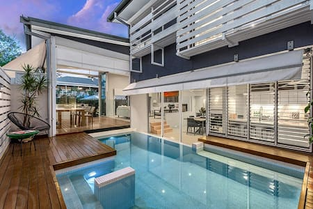 Architecturally Designed House - Wooloowin