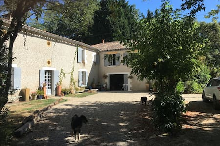 A beautiful mill in the Dordogne - Apartament