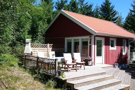 Cottage with fireplace & Netflix! - Chatka