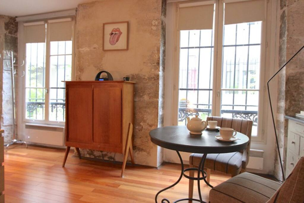 Charming Studio - Heart of Marais