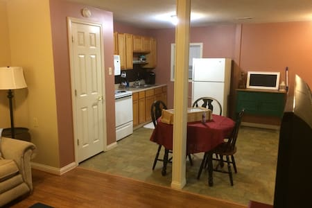 Cozy one bed room apartment - Jasonville - Apartment