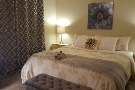 King Room, Child & Pet Friendly - Huis
