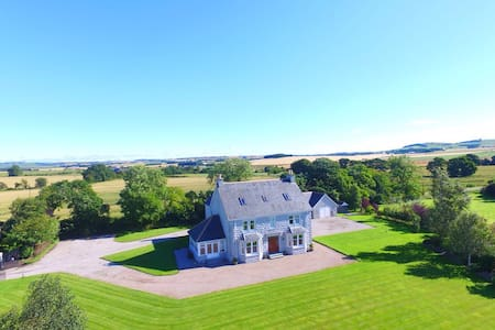 Large,beautiful country house 3 -    Inverurie - Huis
