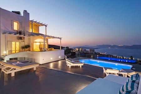 Zen Villa Santorini - Akrotiri - Casa