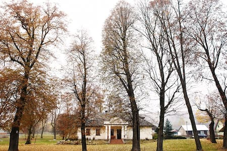 18th Century Nobleman's Manor House - Bystrzanowice-Dwór