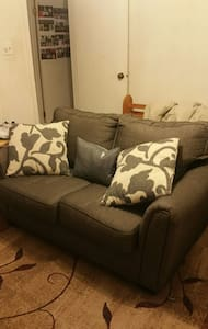 Twin Airbed, loveseat, Wii, Gym - Webster