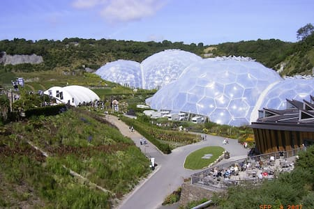 Allen's B & B near The Eden Project - Saint Austell - Bed & Breakfast