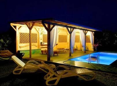 Villa con piscina e vista sull'Etna - Giarre - Bed & Breakfast