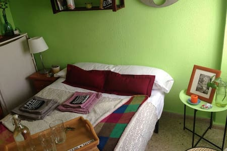 Habitacion Sevilla room center - Séville - Bed & Breakfast