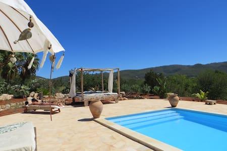 Private Suite(Girasol)inFincaSanLorenzoIbiza upto3 - Sant Joan de Labritja - Bed & Breakfast