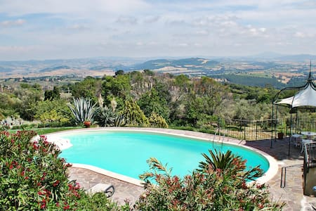 B&B in maremma toscana con piscina - Bed & Breakfast