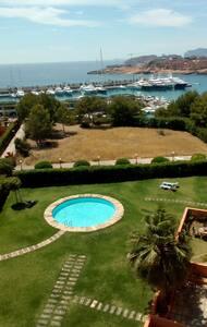 Beautiful sea vew apartment - Calvià - Apartamento