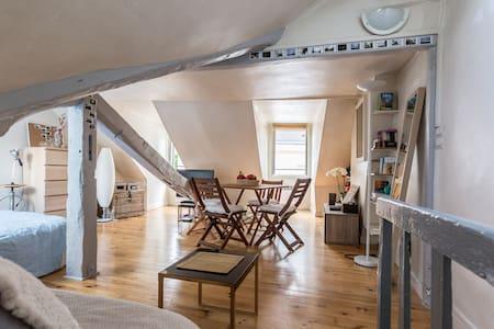 Lovely and cozy appartment - Paris 6ème - Paris - Apartment
