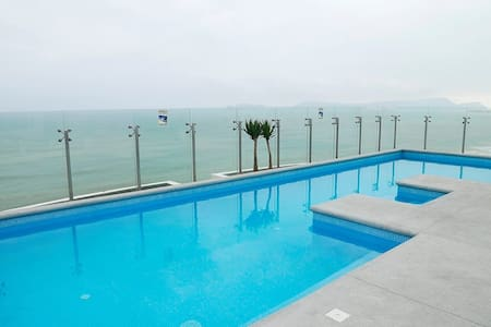 Alquiler Beautiful Apartment 3 Dor. Frente al Mar - Apartment
