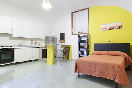 Flat near Naples (clear, wifi) - Wohnung