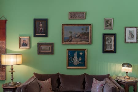 Constantinople suite - Chania - Bed & Breakfast