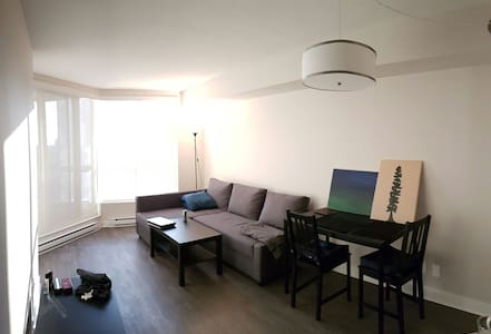 Modern, spacious downtown 1-bedroom - Byt