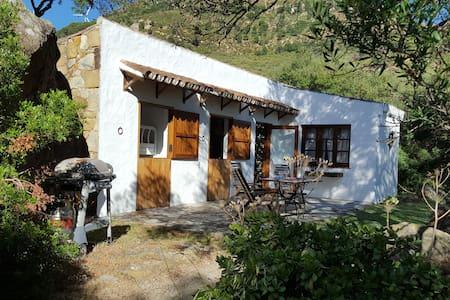 Casa rural con impresionante vista. - House