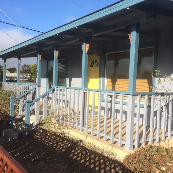 Ready to Book Your Stay in this Idyllic Central Coast Cottage and Cabin?