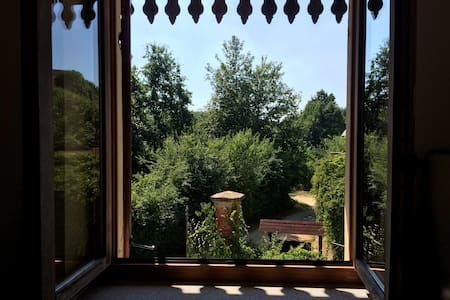 Single Room nestled in WWF park - Asti - Bed & Breakfast