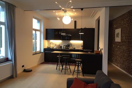 Chambre à Saint-Gilles (Bruxelles) - Apartment