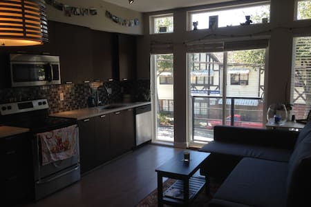 Fraser Street - Beautiful 1 bedroom apartment - Vancouver - Apartment