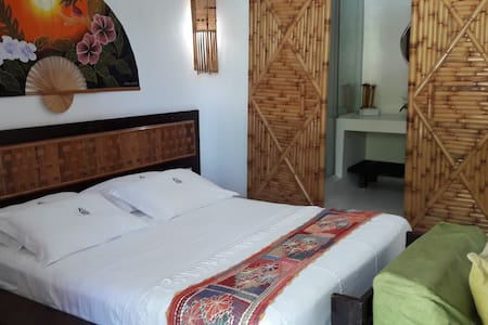 Linda Suite na Praia do Forte - Bed & Breakfast