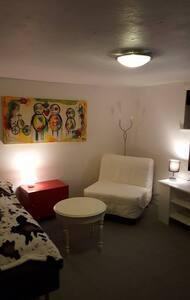 overnat i hyggelig villa tæt på Mc - Herning - Bed & Breakfast
