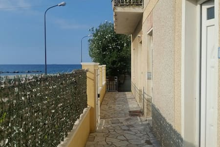 High confort apartment by the sea - Rometta - Wohnung