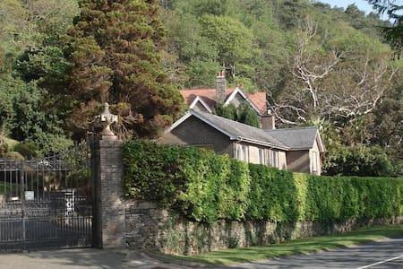 Arianfryn Lodge, Cottage in Snowdonia, Wales - Gwynedd